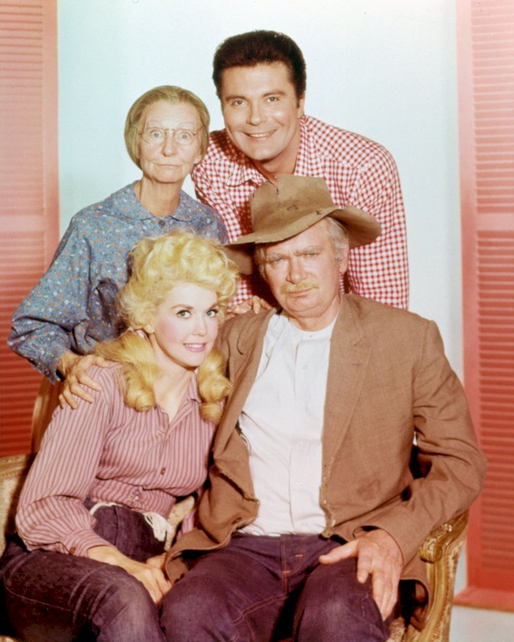 Image Credit: Getty Images/Hulton Archive/Silver Screen Collection | Portrait of the cast of Beverly Hillbillies