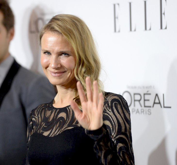 Image Credit: Getty Images / Renée Zellweger on the red carpet.