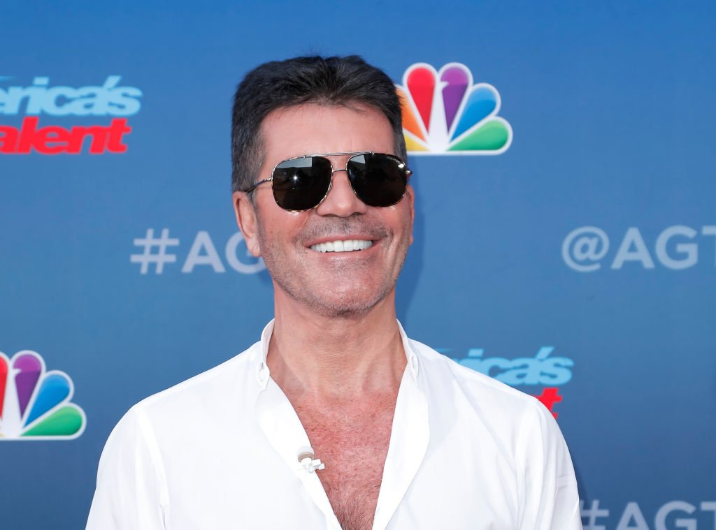 "Image Credit: Getty Images / Simon Cowell attends the ""America's Got Talent"" Season 15 Kickoff at Pasadena Civic Auditorium on March 04, 2020."