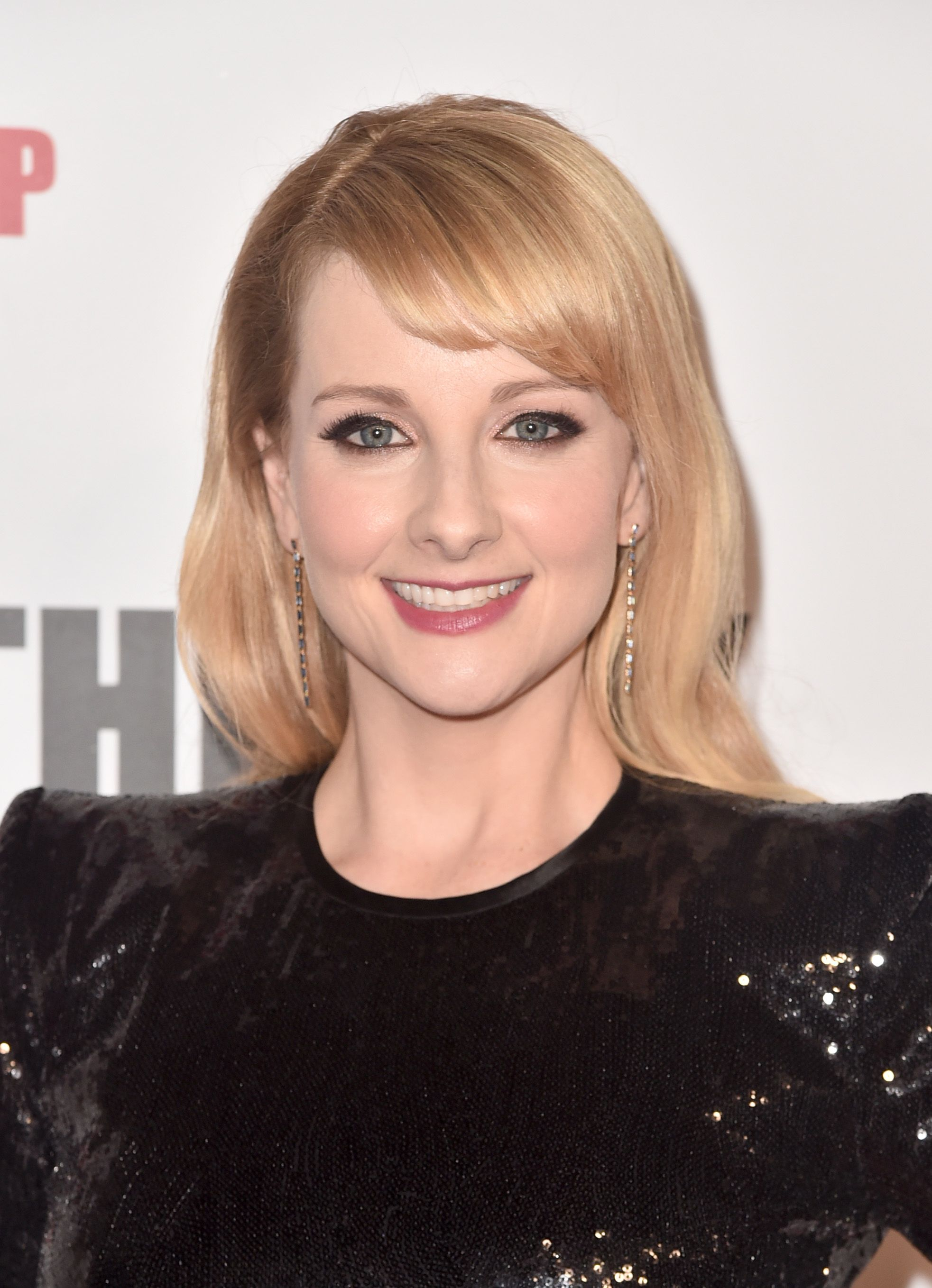 Melissa Rauch made her famous way of talking stick to the character at the auditions / Getty Images