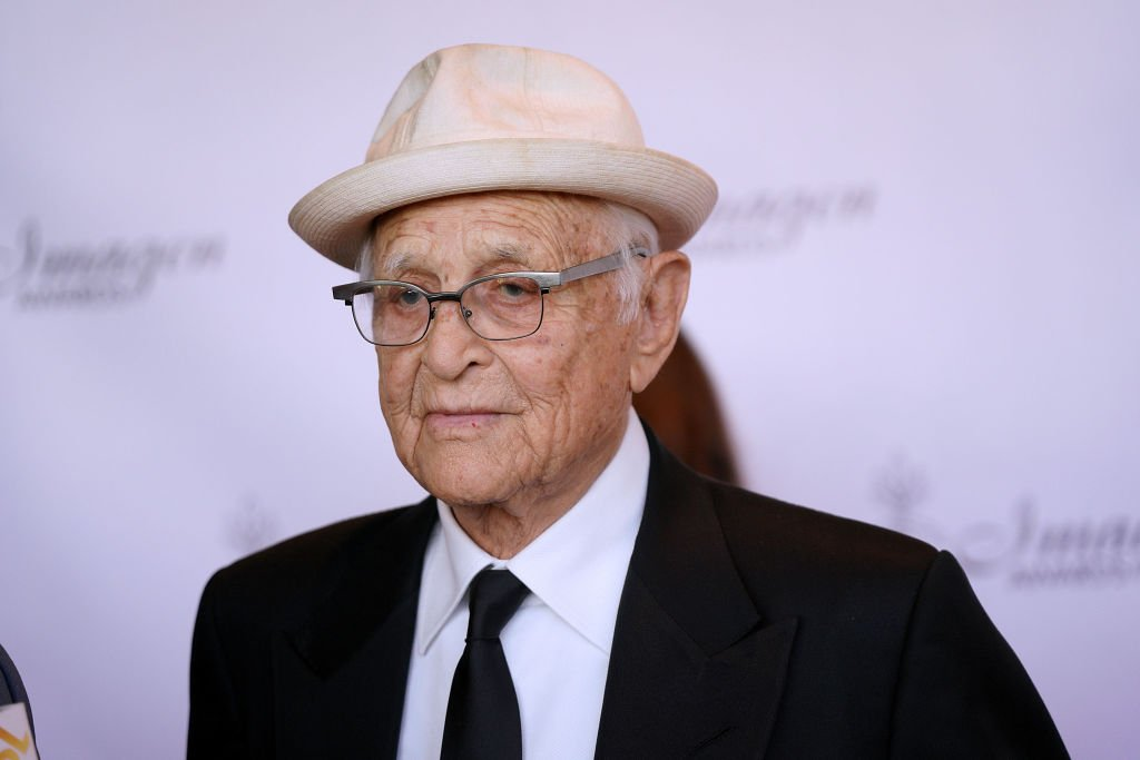 Image Credits: Getty Images / JC Olivera | Producer Norman Lear attends the 33rd Annual Imagen Awards at JW Marriott Los Angeles at L.A. LIVE on August 25, 2018 in Los Angeles, California.