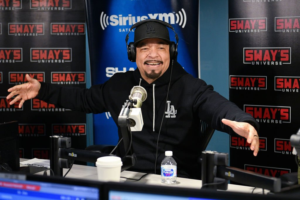 Image Credit: Getty Images / Ice-T visits SiriusXM Studios on February 18, 2020 in New York City.