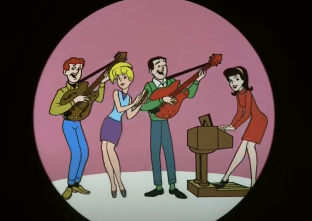 Image Source: CBS/The Archie Show/Youtube/ Animated Cartoons for Children
