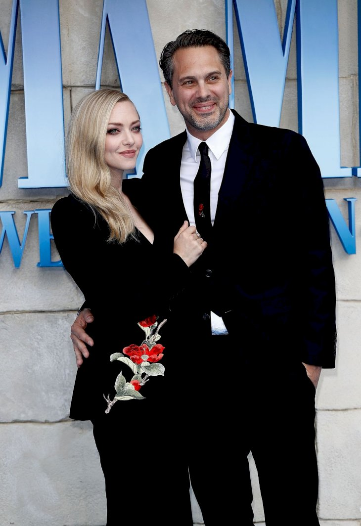 Amanda Seyfried and Thomas Sadoski/Photo:Getty Images