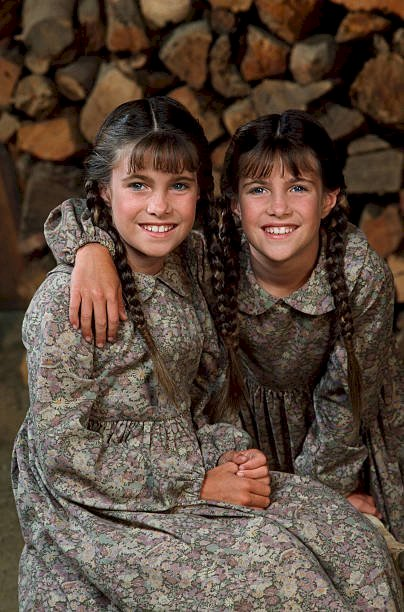 Image Credit: Getty Images/NBCUniversal via Getty Images/NBCU Photo Bank/Gary Null|Lindsay/Sidney Greenbush as Carrie Ingalls