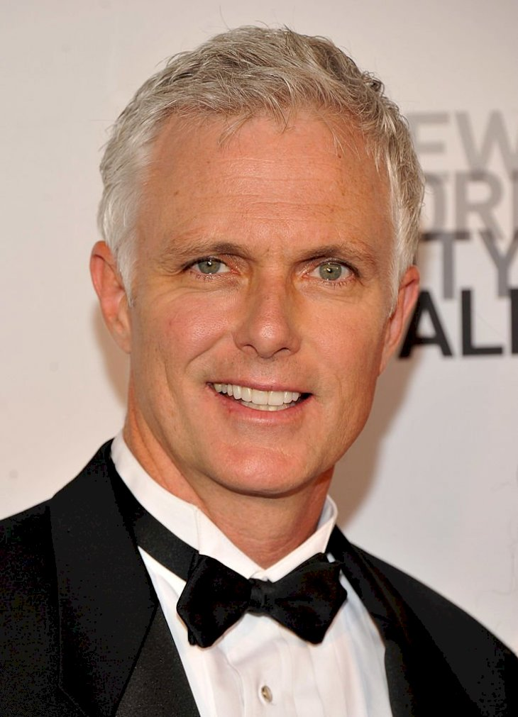 Image Credit: Getty Images / Patrick Cassidy on the red carpet.