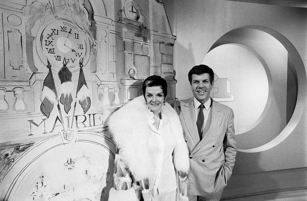 Image Source: Getty Images/Eamonn McCabe/Bertrand LAFORET/Jane Russell in Paris