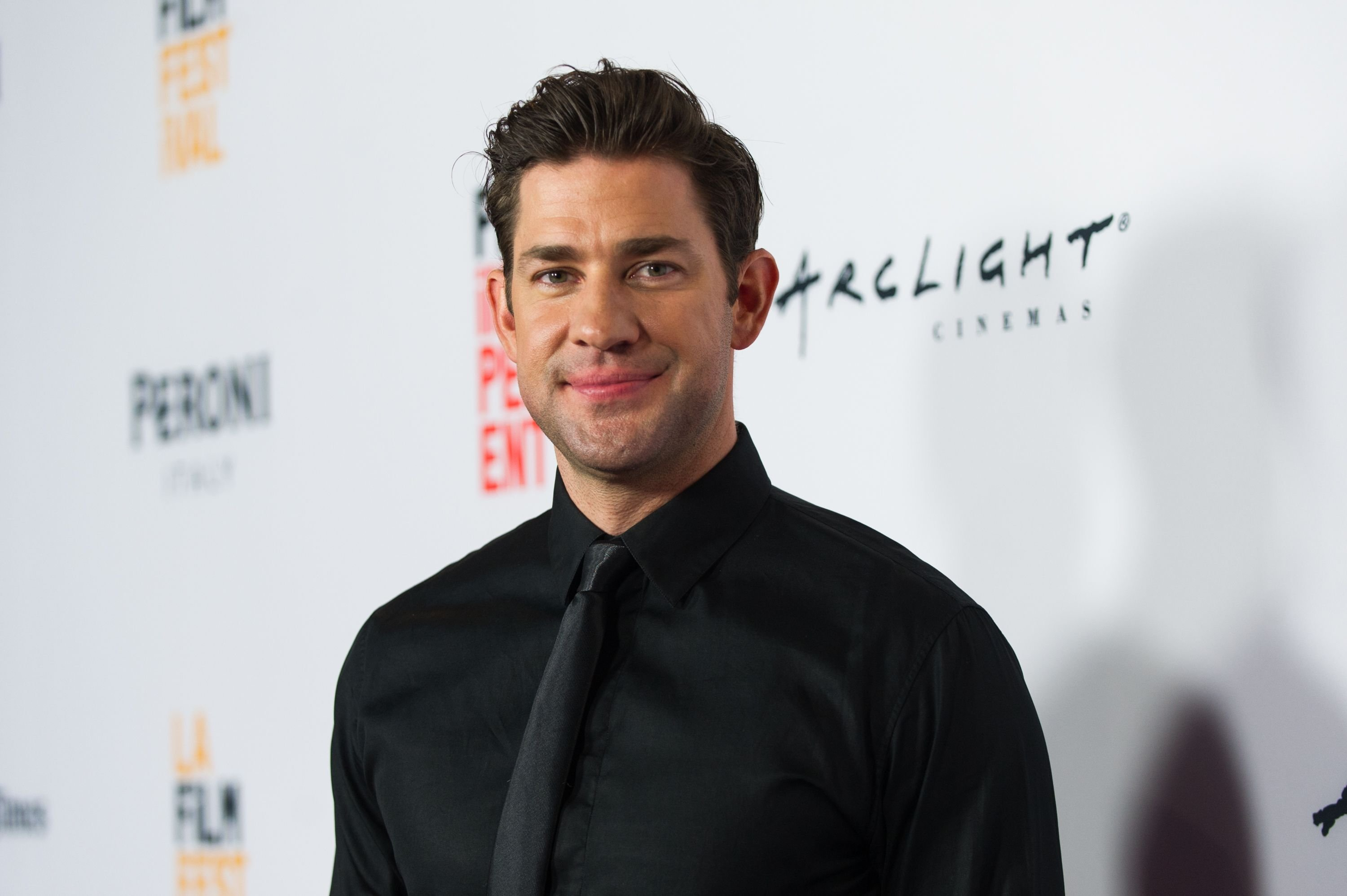 John Krasinski will probably forever be known as Jim / Getty Images