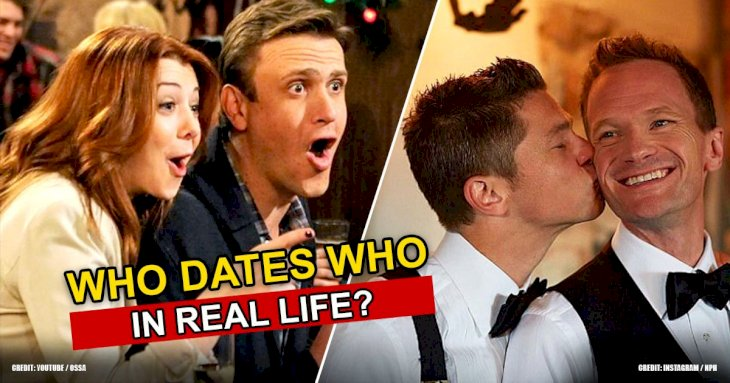 How I Met Your Mother: The Real-Life Partners Revealed