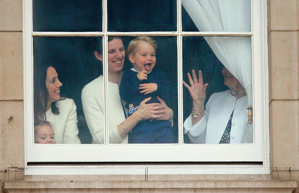 Image Credits: Getty Images | Nanny Maria Borrallo and Prince George