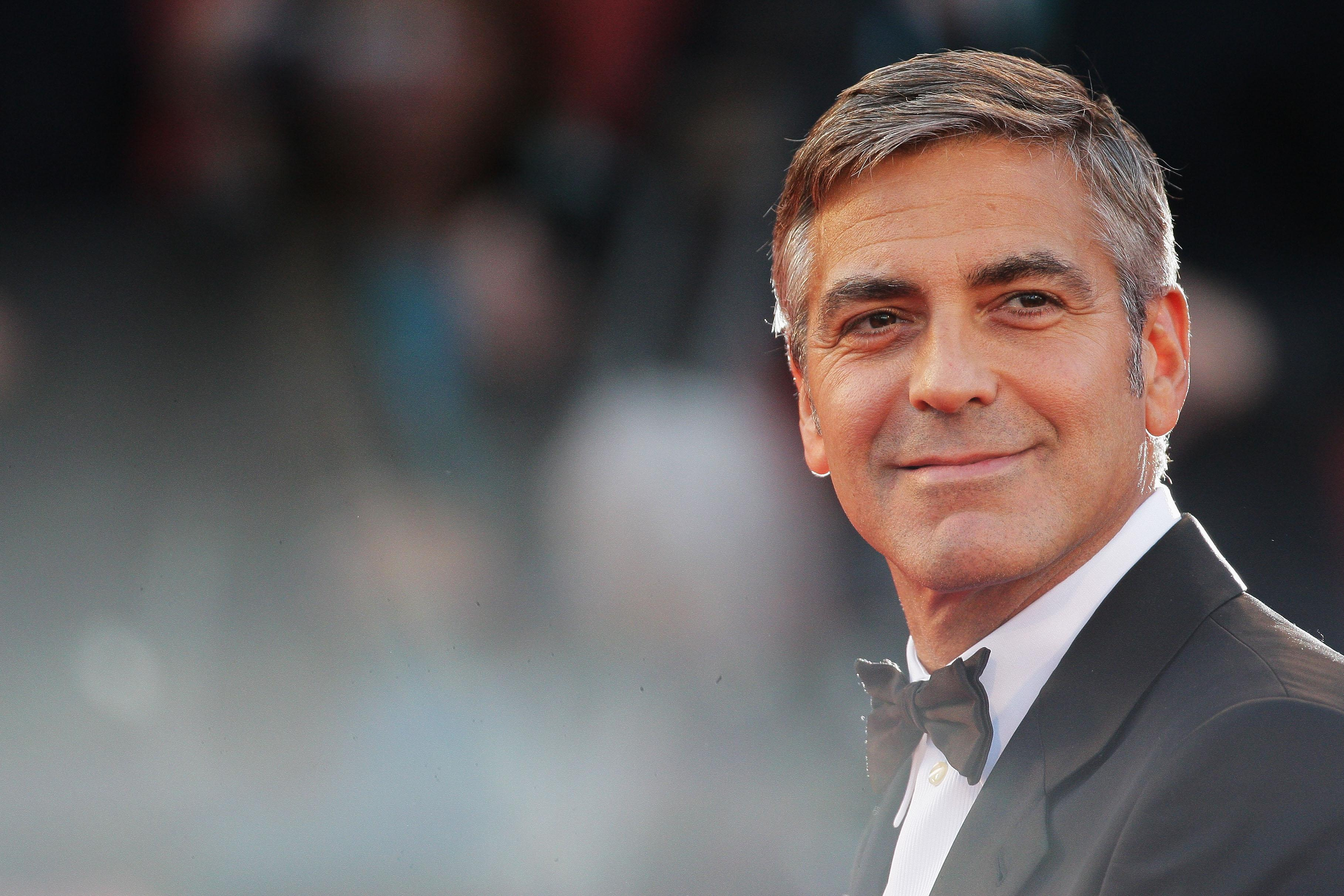 George Clooney May Be A Hollywood Superstar, But He's Been Keeping One Strange Secret Under His Hat