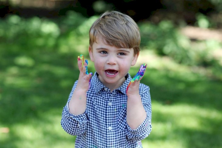 Image Credit: Getty Images / Prince Louis of Cambridge.