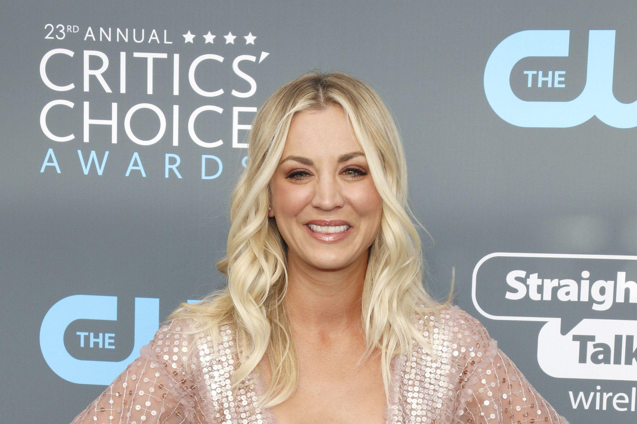Kaley Cuoco's Drastic Transformation: From Big Bang To Thriller