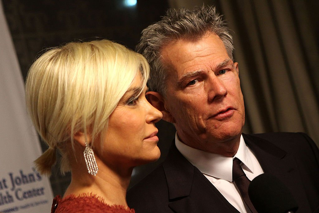 Image Credit: Getty Images / Tv personality Yolanda Foster (L) and actor David Foster attend The Caritas Gala Honoring David & Yolanda Foster at the Beverly Wilshire Four Seasons Hotel on October 25, 2014.