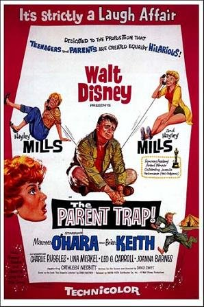 Parent Trap Film Poster Image Source: Wikimedia Commons