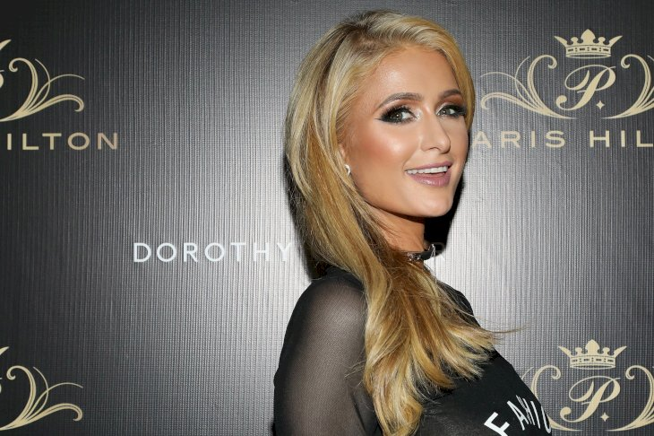 Image Credits: Getty Images / Victor Chavez | Paris Hilton attends the launch of her new shoe line for Dorothy Gaynor at Pabellon Polanco, Mexico.