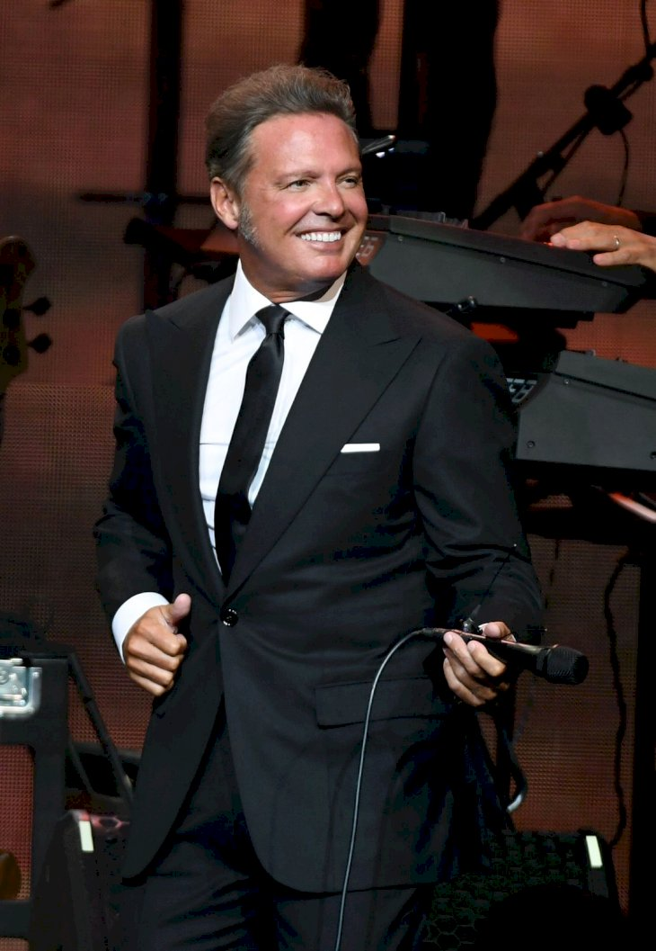 Luis Miguel/Photo:Getty Images