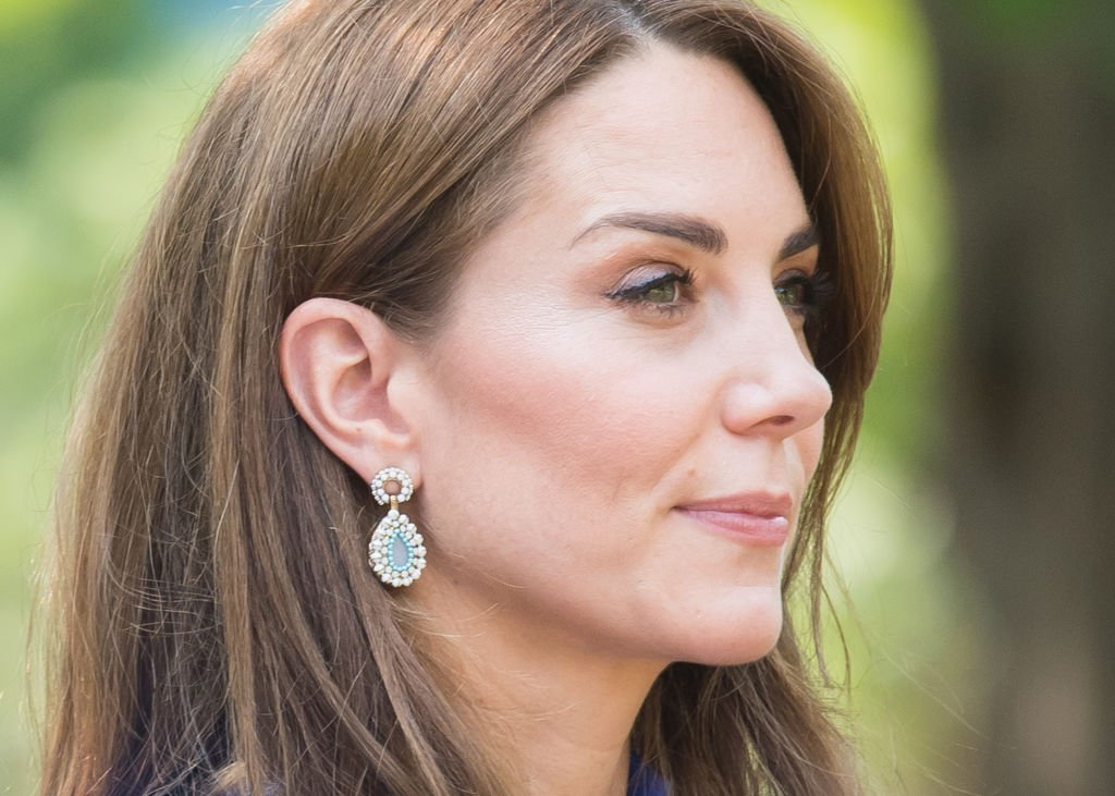 Image Credit: Getty Images / Catherine, Duchess of Cambridge visits the Margalla Hills National Park on October 15, 2019 in Islamabad, Pakistan.