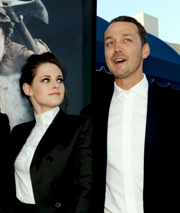 Kristen Stewart and Rupert Sanders / Photo:Getty Images