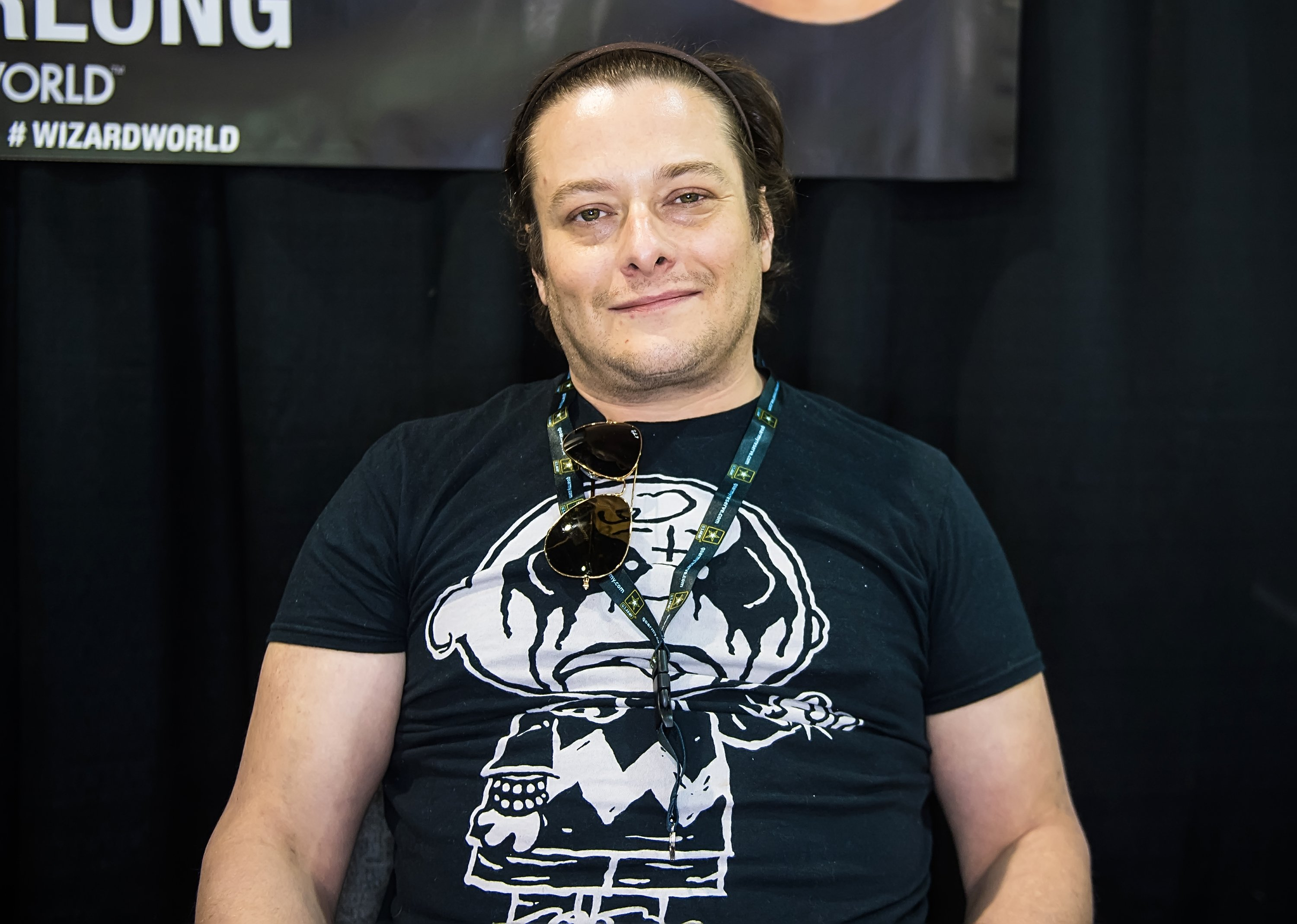 Image Credits: Getty Images / Gilbert Carrasquillo | Actor Edward Furlong attends 2019 Wizard World Comic Con at Pennsylvania Convention Center on June 13, 2019 in Philadelphia, Pennsylvania.