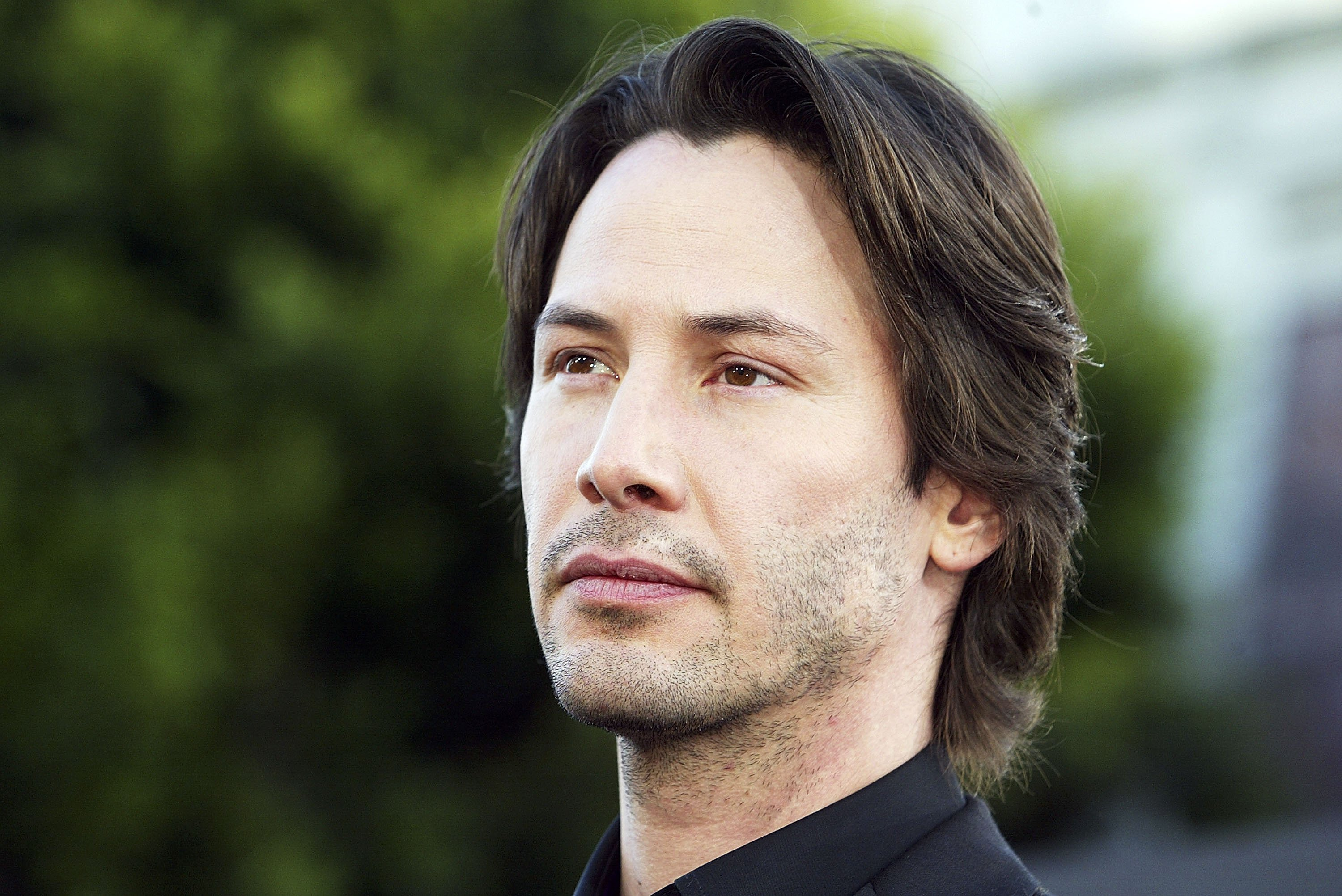Image Credits: Getty Images   Keanu Reeves and Charlize Theron star in 'Sweet November'