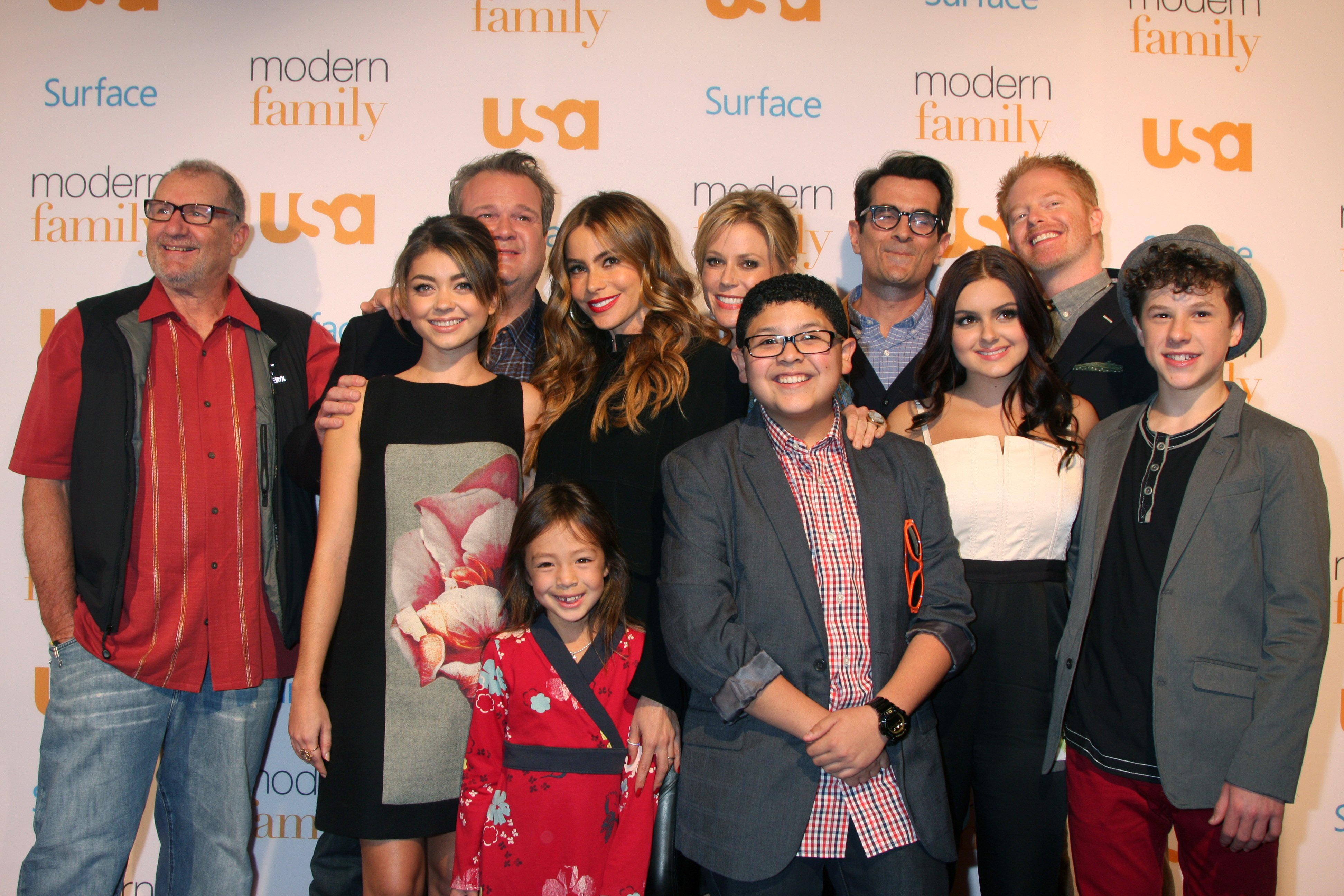 The Cast Of 'Modern Family' In Real Life