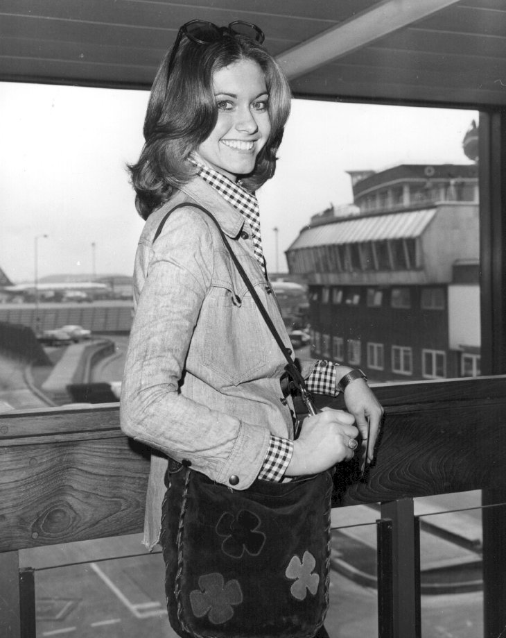 Image Credit: Getty Images / Olivia Newton-John in public.