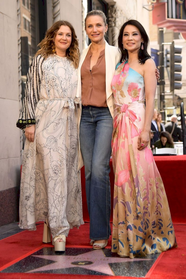 Drew Barrymore, Cameron Diaz and Lucy Liu/Photo:Getty Images