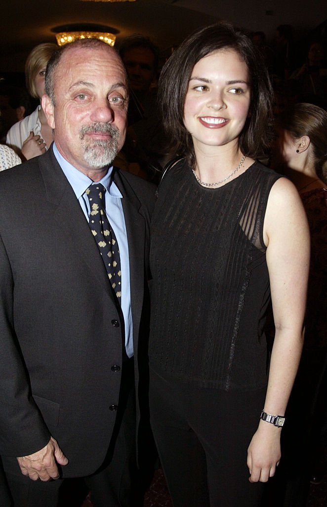 Image Credits: Getty Images / Bruce Glikas / FilmMagic | Billy Joel and girlfriend Katie Lee during Movin' Out Special Performance and After Party at The Richard Rogers Theater in New York City, New York, United States.