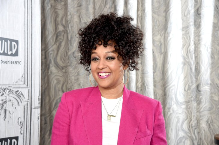 Image Credit: Getty Images / Tia Mowry at an event.
