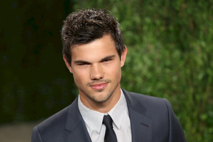 Image Credit: Shutterstock / Taylor Lautner at an event.