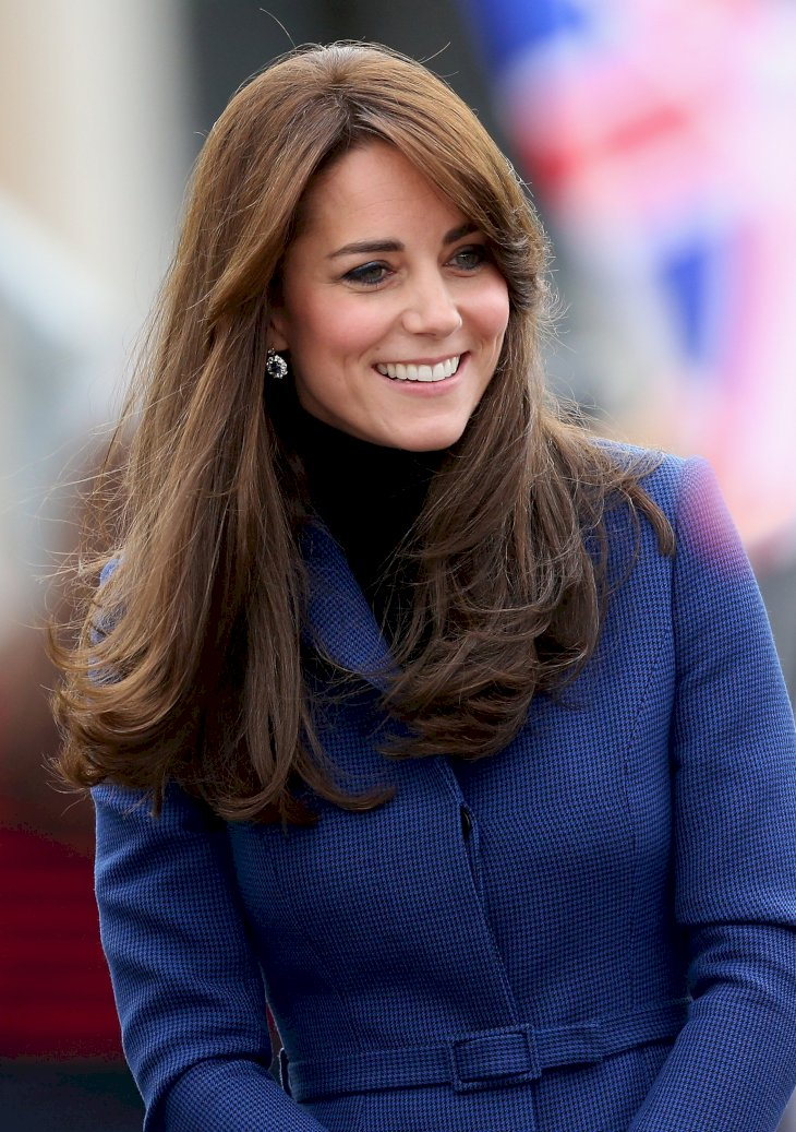 Image Credit: Getty Images / Kate Middleton at a pubic event.