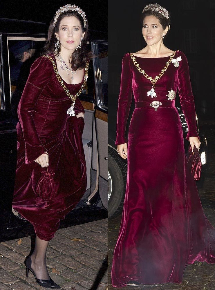 Image Credit: Getty Images/Julian Parker | Princess Mary of Denmark is pictured wearing a royally fitting outfit.