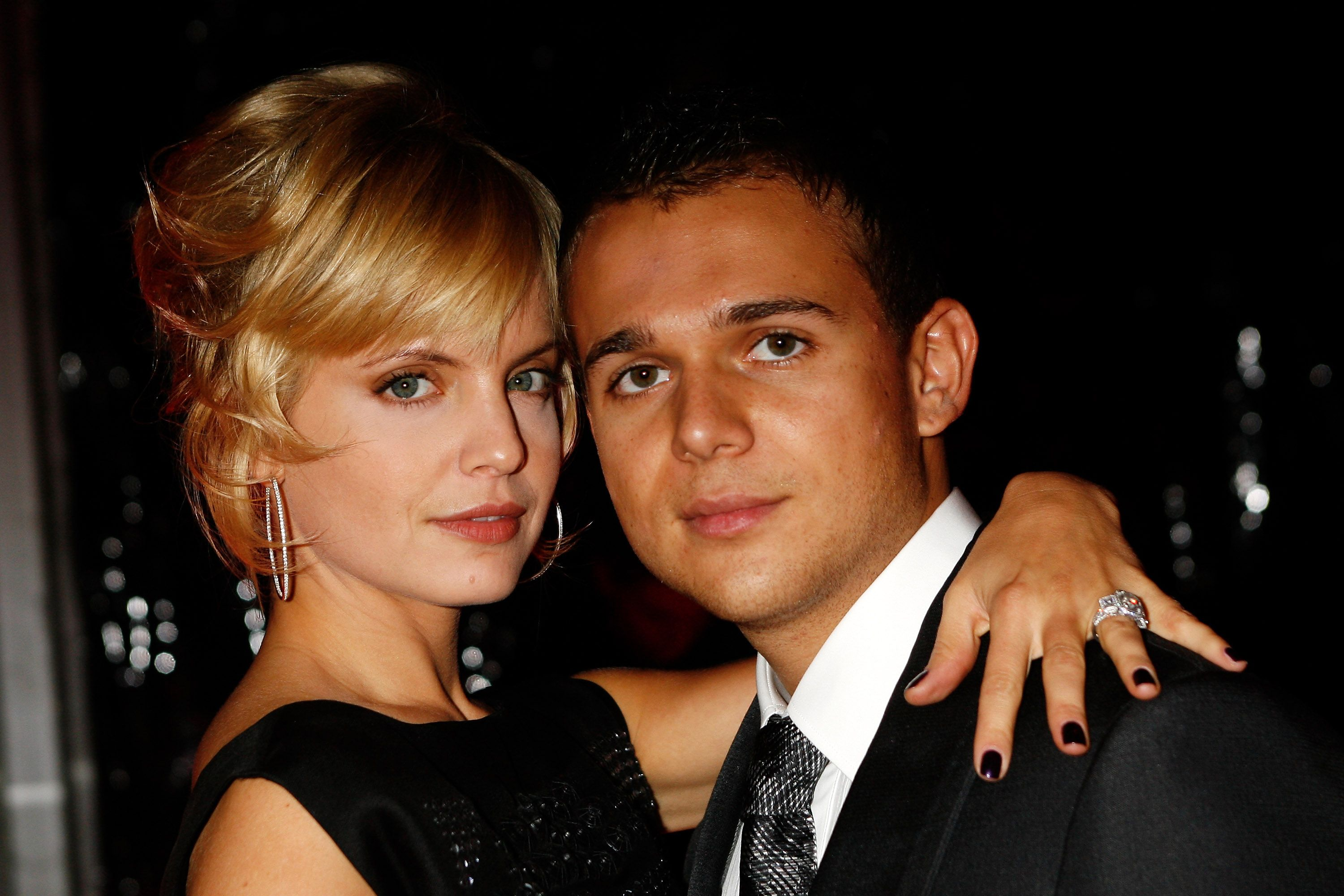 Mena Suvari used to be married to Simone Sestito / Getty Images