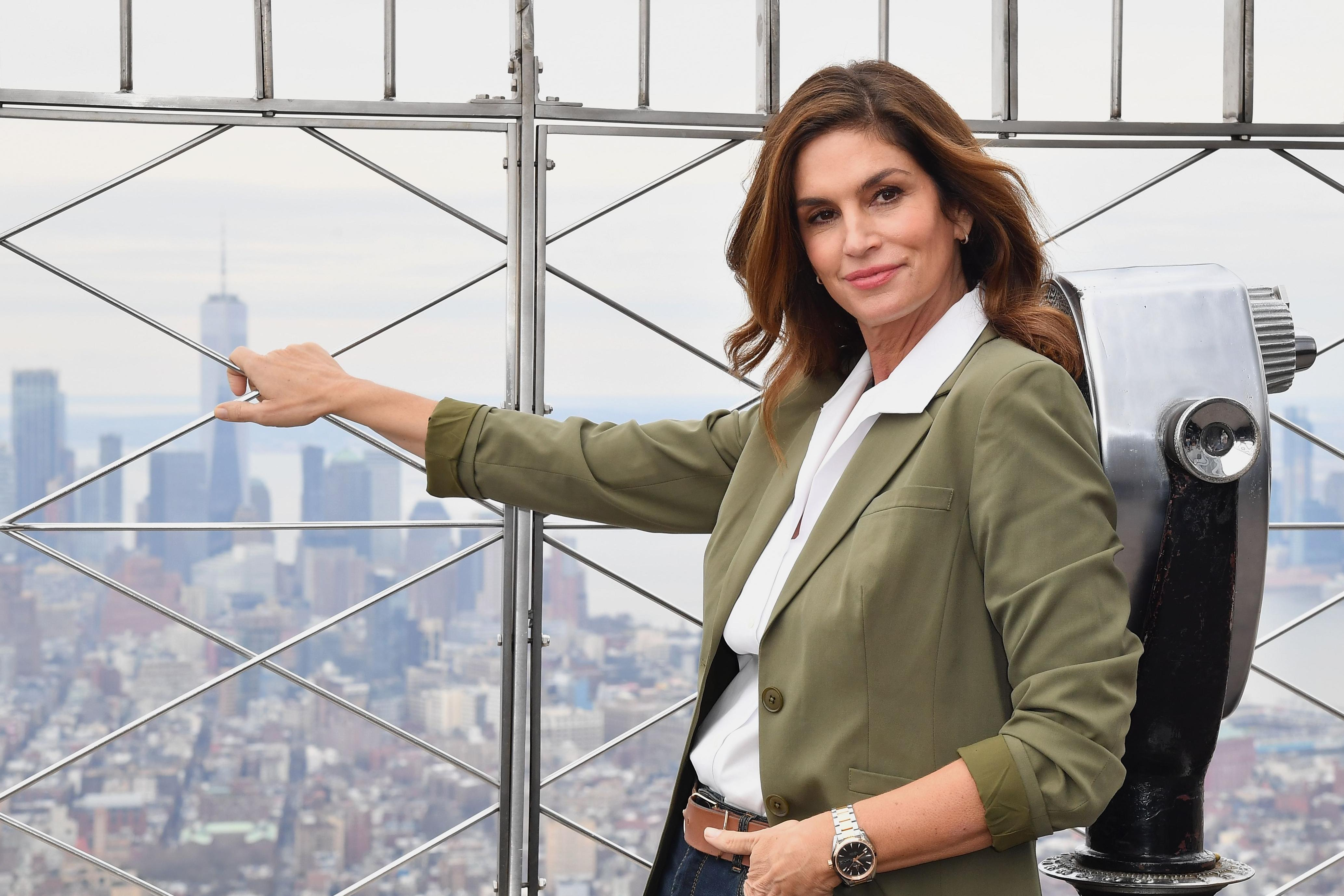 Cindy Crawford's Road To Success