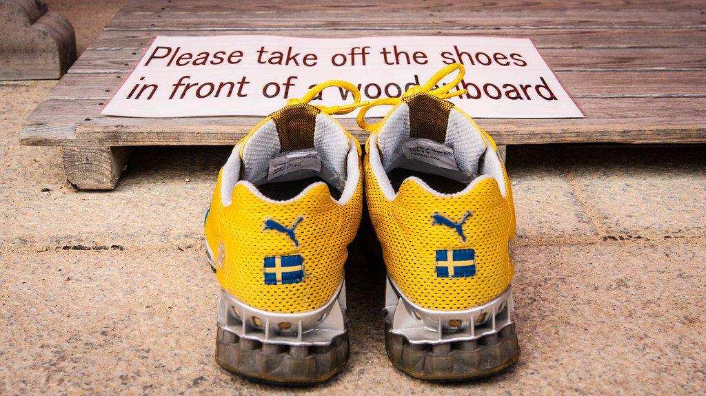Should You Wear Shoes Inside the House?