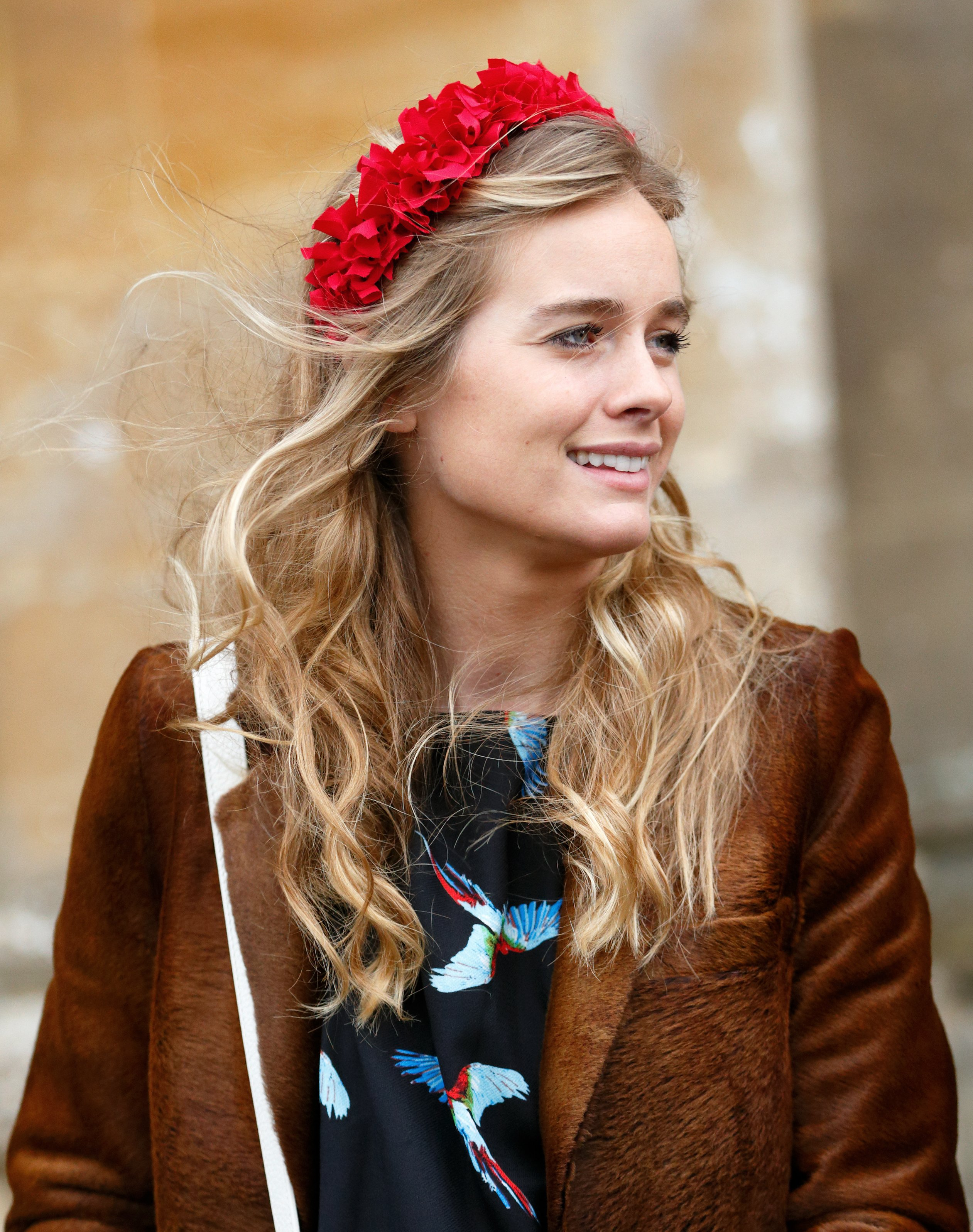 Image Credits: Getty Images / Max Mumby / Indigo   Cressida Bonas attends a memorial service for Miles Frost at Arundel Cathedral on February 5, 2016 in Arundel, England. Miles Frost, son of the late Sir David Frost, died aged 31 in July 2015.