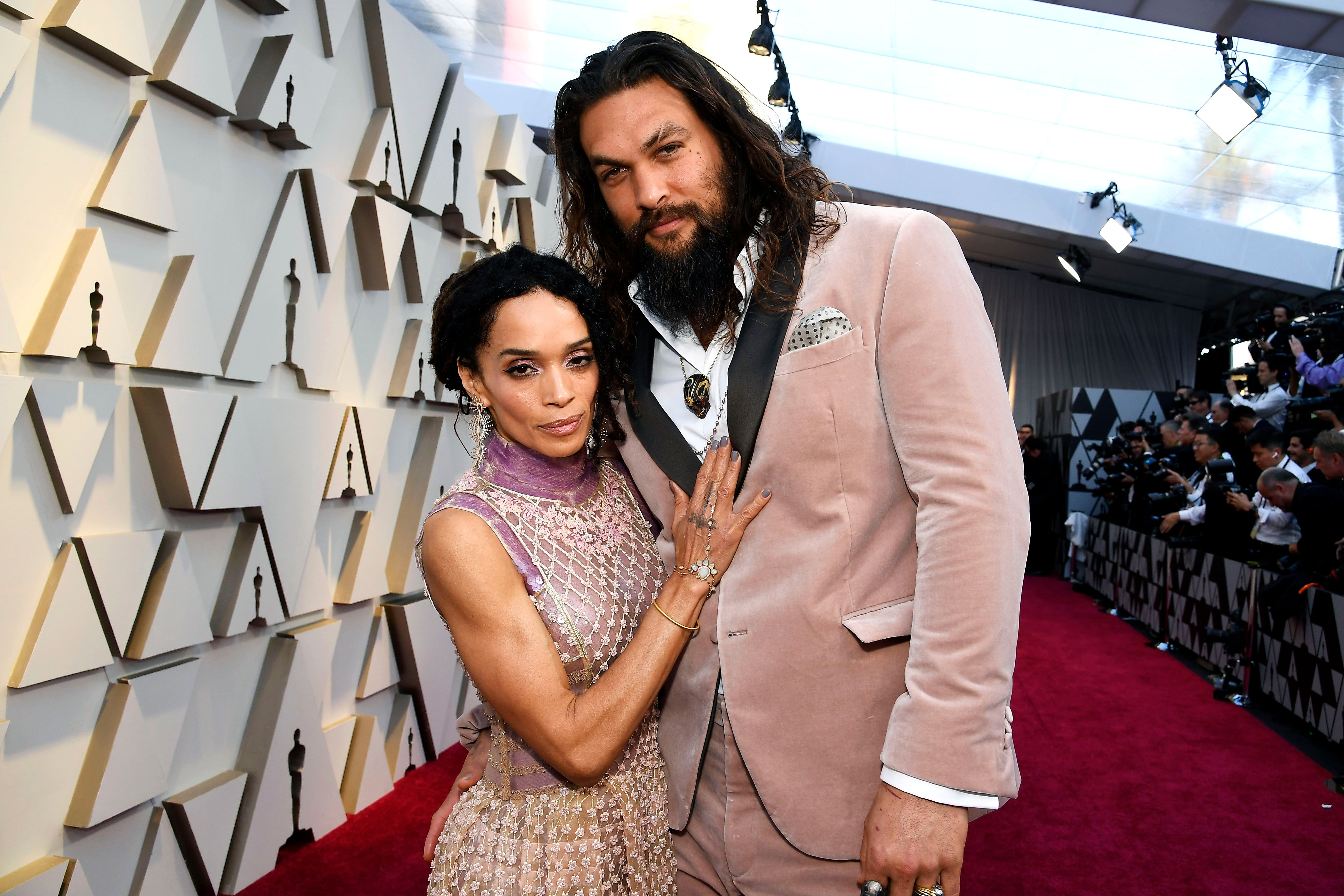 Jason Momoa has always been very supportive of his wife / Getty Images