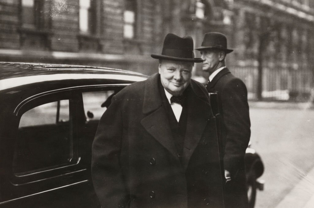 Image Credits: Getty Images | Prime Minister Winston Churchill