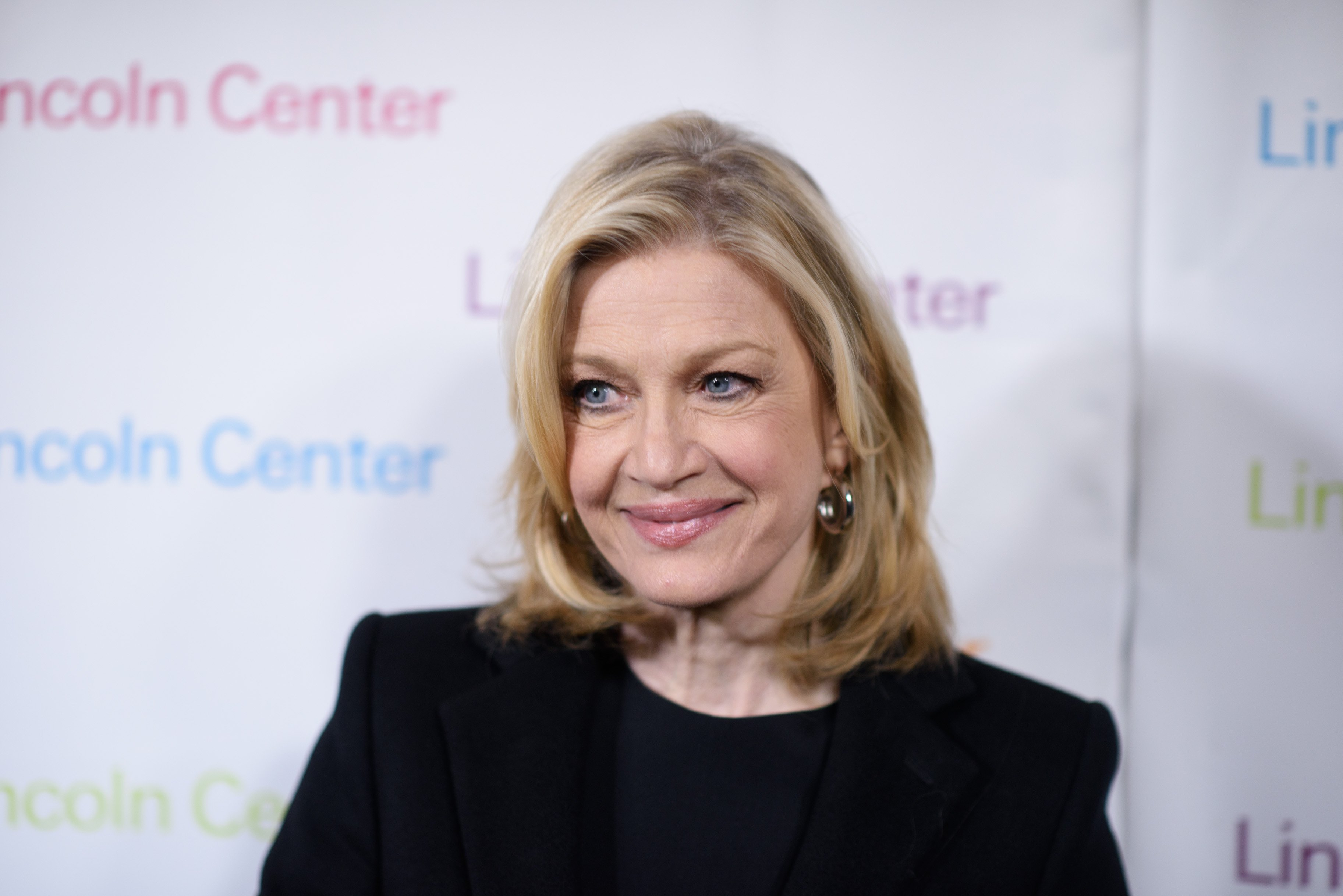 Diane Sawyer Image Source: Getty Images.