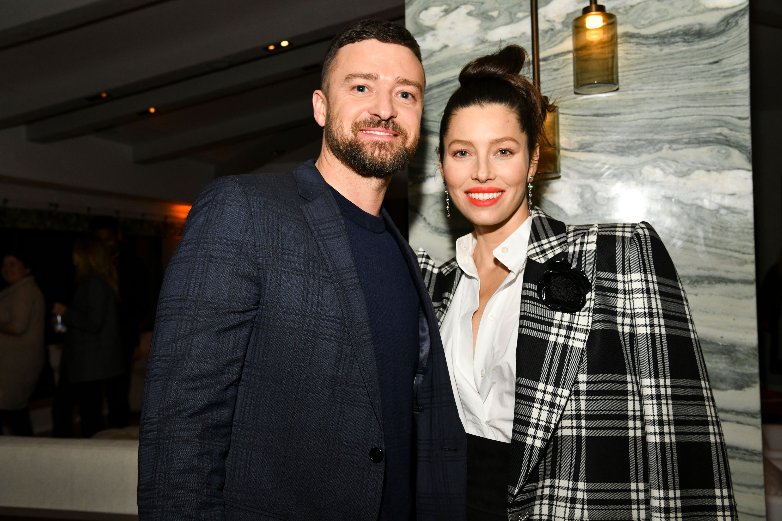 After a short break-up Timberlake and Biel got engaged / Getty Images