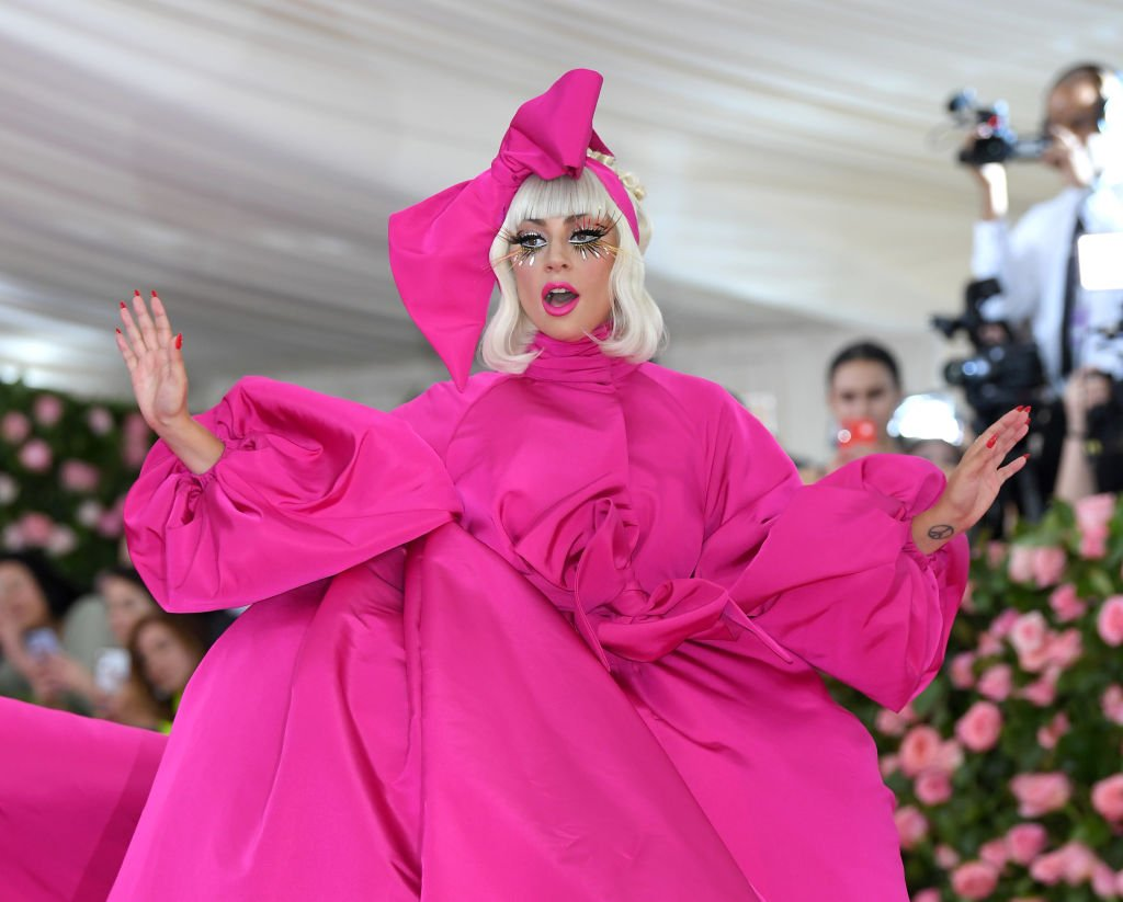 Image Credit: Getty Images / Lady Gaga arrives for the 2019 Met Gala celebrating Camp: Notes on Fashion at The Metropolitan Museum of Art on May 06, 2019 in New York City.