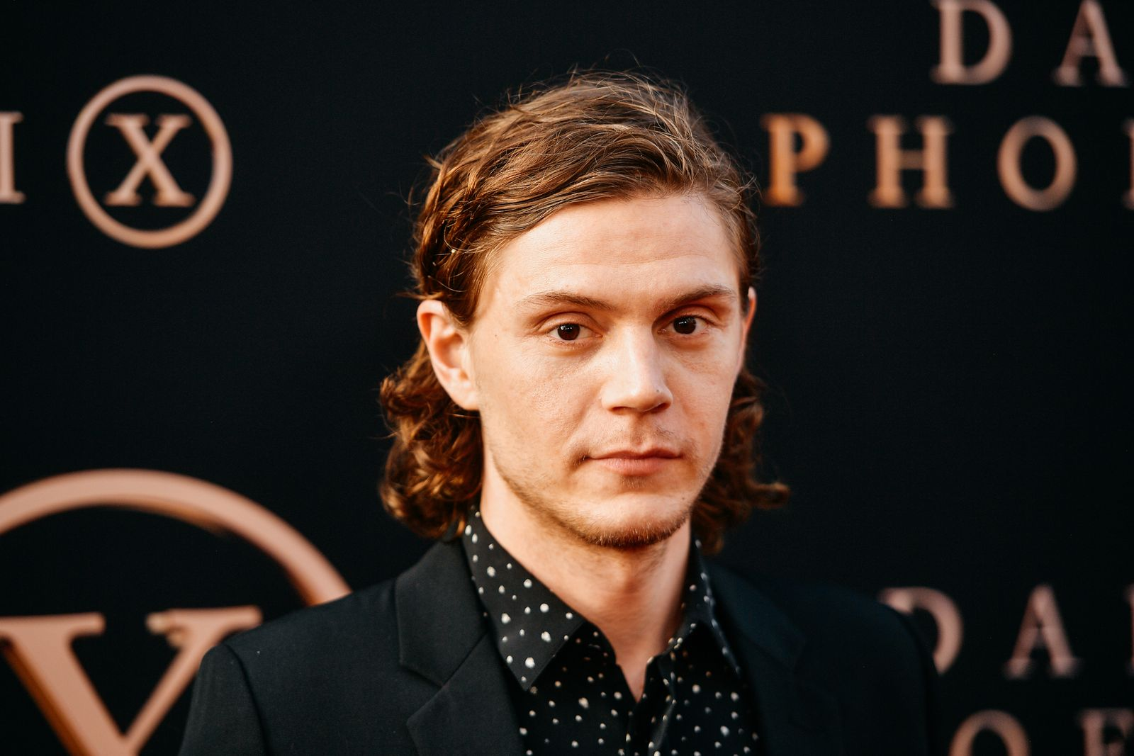 Evan Peters/Photo:Getty Images