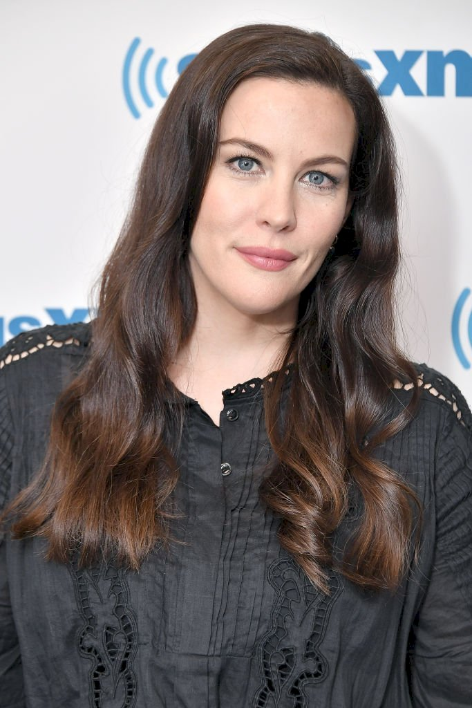 Image Credit: Getty Images / Liv Tyler on the red carpet.