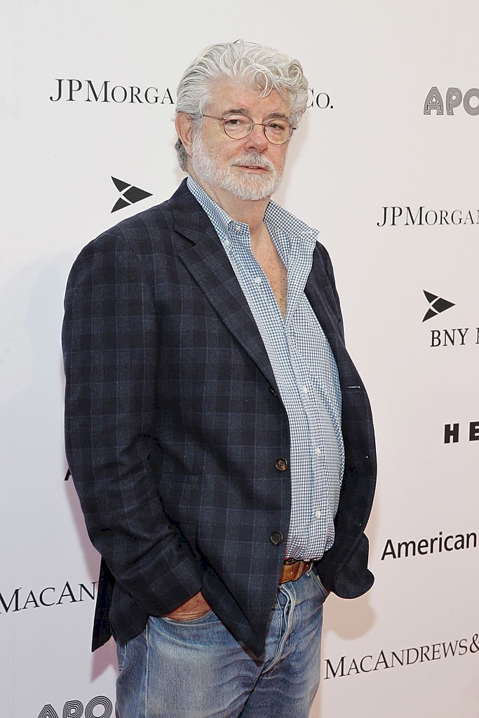 Image Credits: Getty Images / Shahar Azran / WireImage | George Lucas.