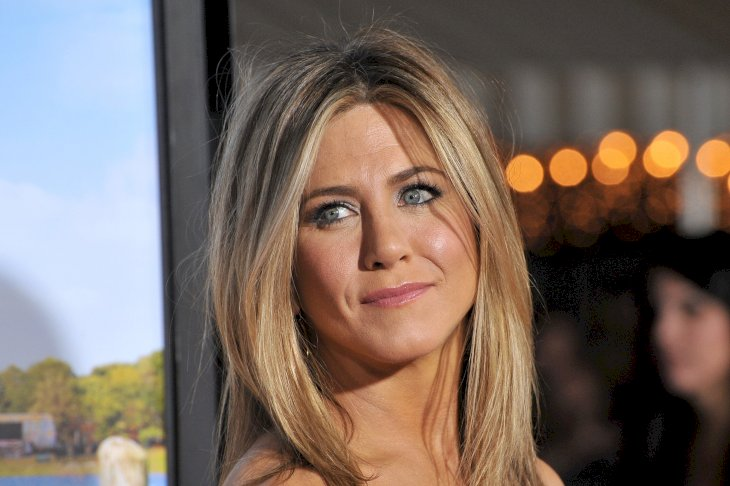 "Image Credit: Shutterstock/Featureflash Photo Agency | Jennifer Aniston at the world premiere of her new movie ""Wanderlust"""