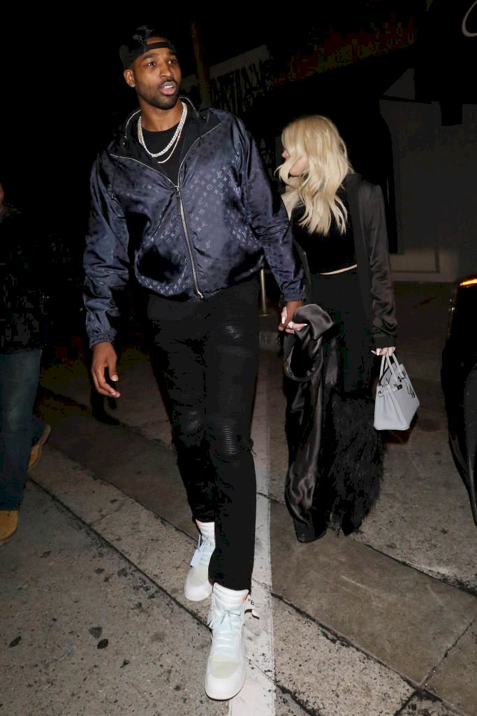 Image Credit: Getty Images/GC Images/Hollywood To You/Star Max | Khloe Kardashian and Tristan Thompson are seen on January 13, 2019