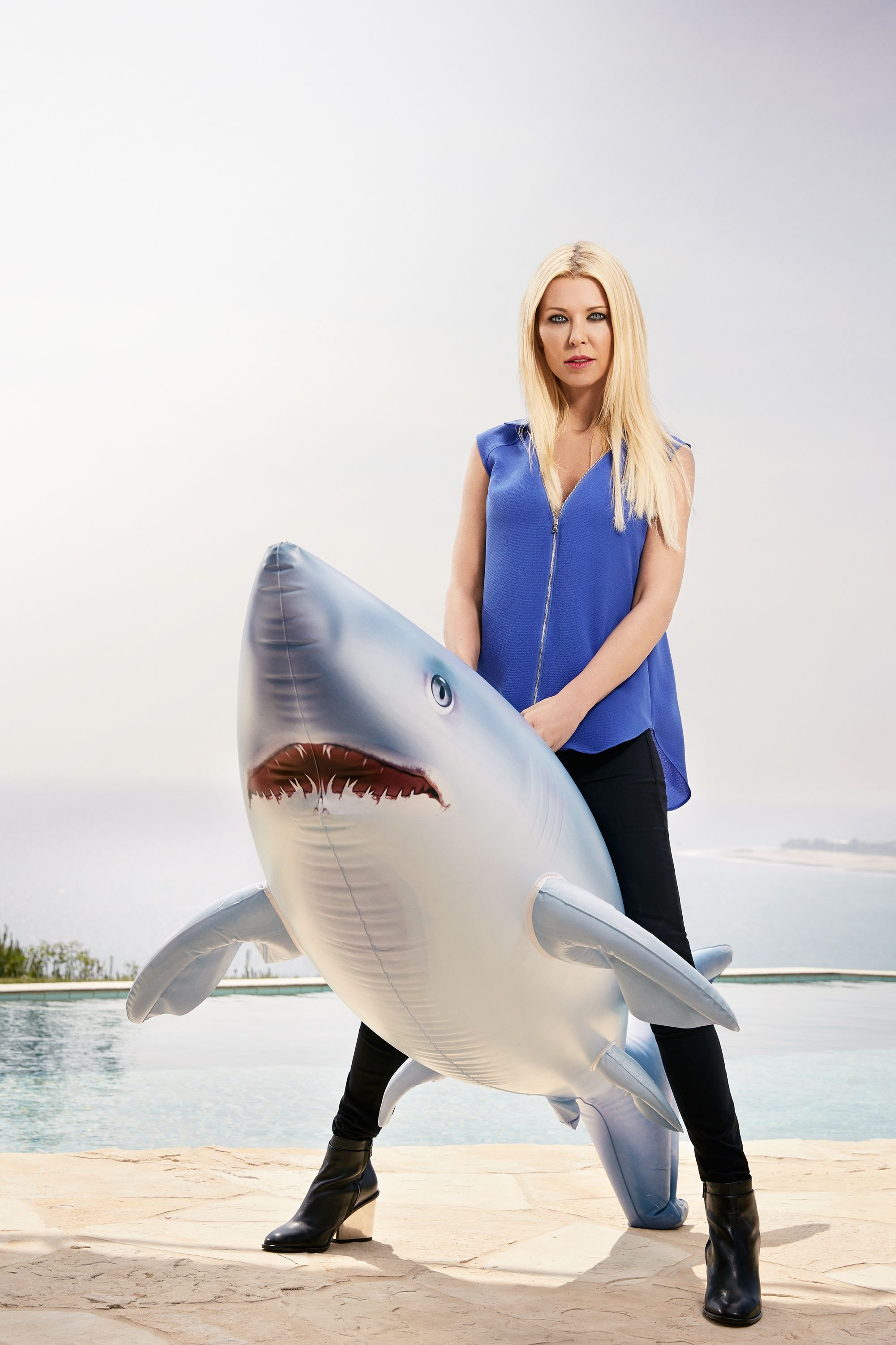 Tara Reid used to party a lot / Getty Images