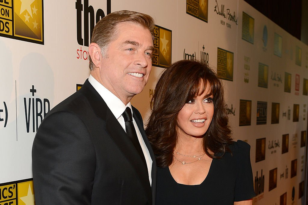 Image Credit: Getty Images / Steve Craig and Marie Osmond arrive at Broadcast Television Journalists Association's third annual Critics' Choice Television Awards at The Beverly Hilton Hotel on June 10, 2013.