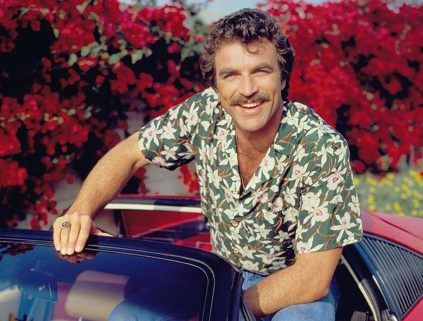 Tom Selleck: What You See Is What You Get